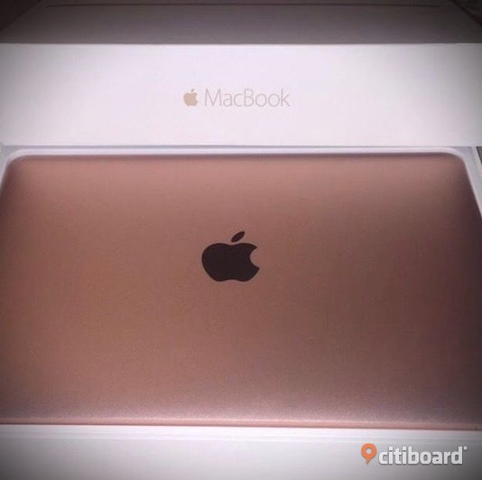 Macbook, 12-inch retina mnym2ks/a - rosa ny Stockholm
