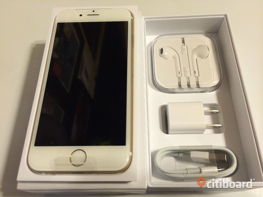 2 st iPhone 6 64 gb