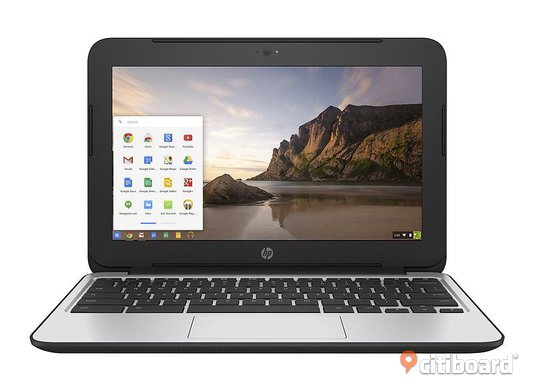 "HP Chromebook 11 G4 2015 + 4GB + 16GB SSD +HDMI+ wifi + HD Graphics+kamera 11.6"" Skåne Burlöv"