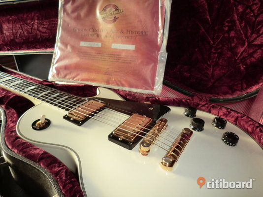 Gibson Les Paul Custom 2005 Borås / Mark / Bollebygd