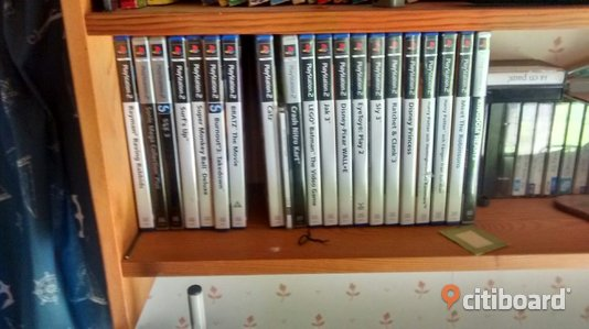 Ps2 spelar ps2 playstanon 2 Stockholm Stockholm