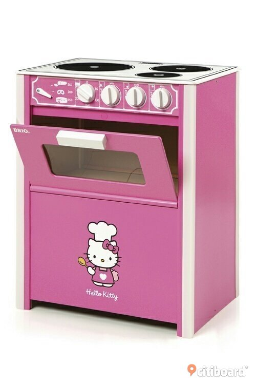 Brio hello kitty spis