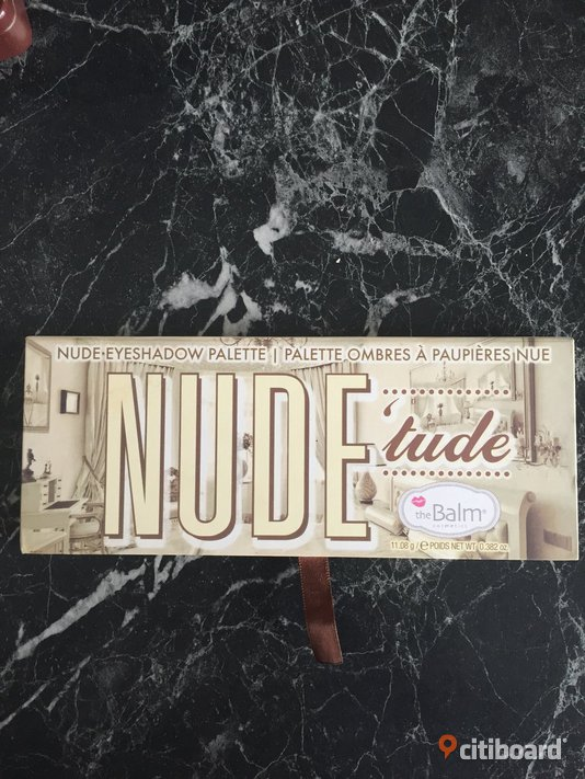 THE BALM - nude tude