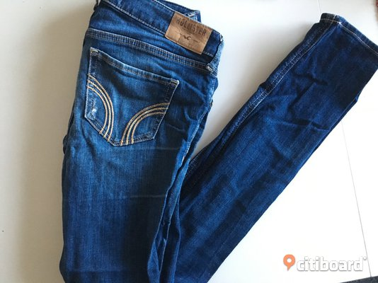 Hollister Jeans Midja 25-26 tum Halland Varberg