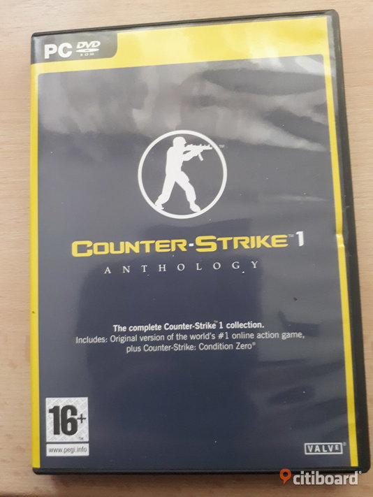 Counter-Strike Anthology Fritid & Hobby Helsingborg Sälj