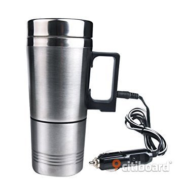 0.5 liter stylish 12v  travel electric mug Nyköping / Oxelösund