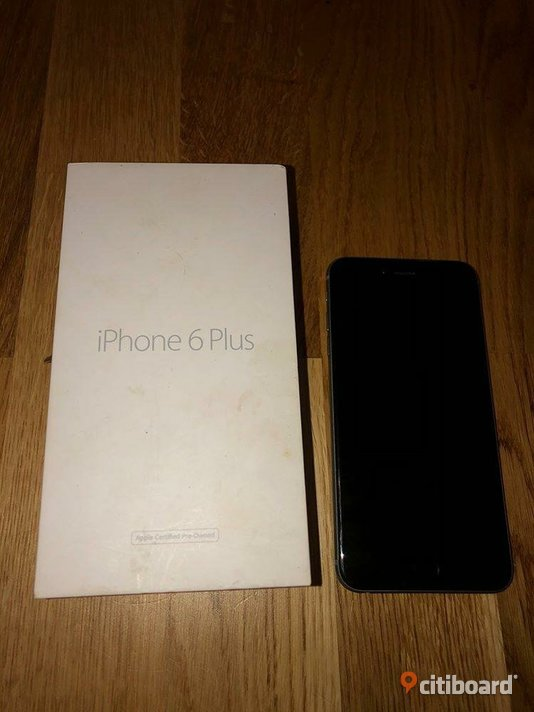 iPhone 6 plus 64gb Vara