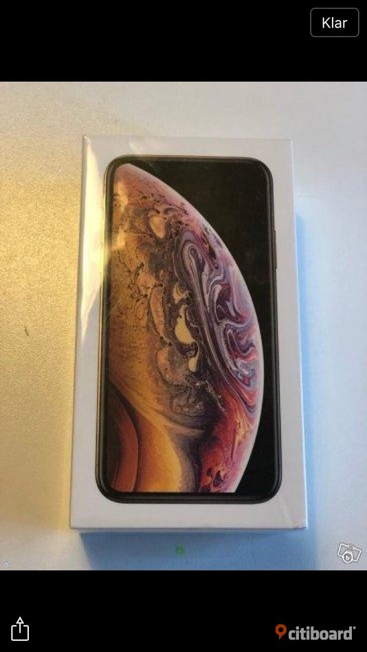 Iphone xs max 256 Norrköping