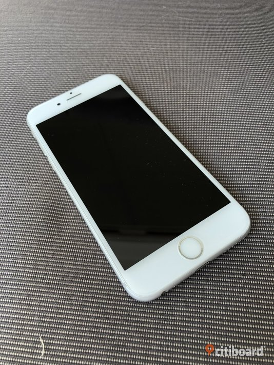 iPhone 6 Silver 64 GB Solna