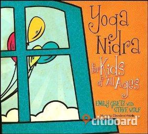 Yoga Nidra for Kids of All Ages