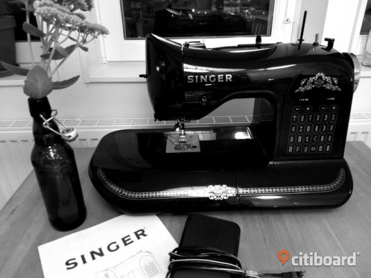 Symaskin Singer 160th Anniversary Limited Edition
