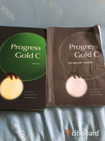 Progress Gold C+ Vocabulary trainer