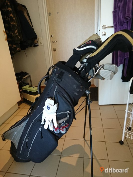 Golf set. cobra, wizard ram, Pre loved L2L Stockholm