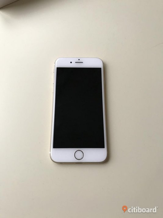 Iphone 6 32GB (Guld)  Stockholm