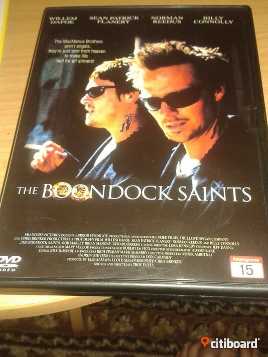 the boondock saints Norrköping Sälj