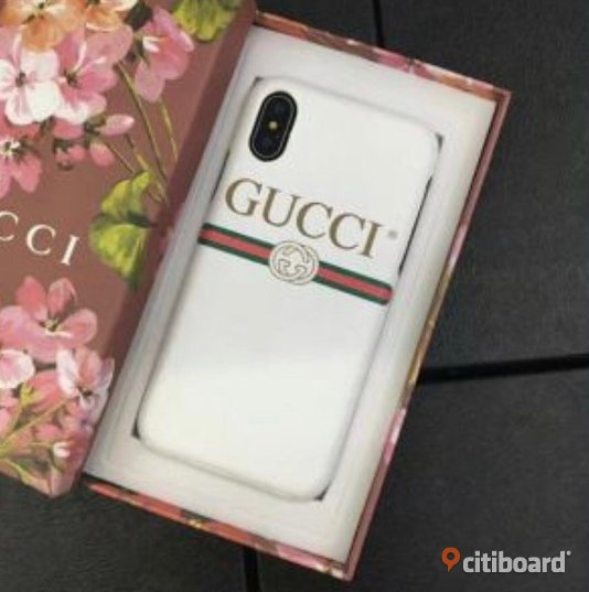 GUCCI iphone 6/7/8/x case AAA-kopia  Göteborg