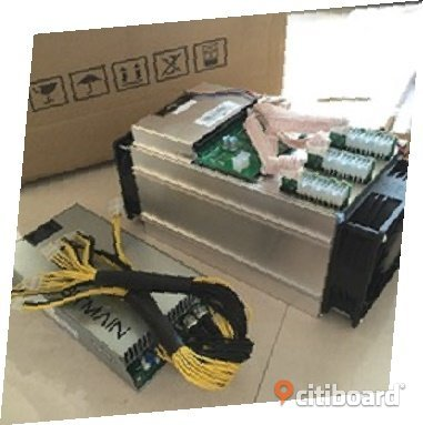 Brand New Antminer S9 14TH s Miner + power supply Hylte