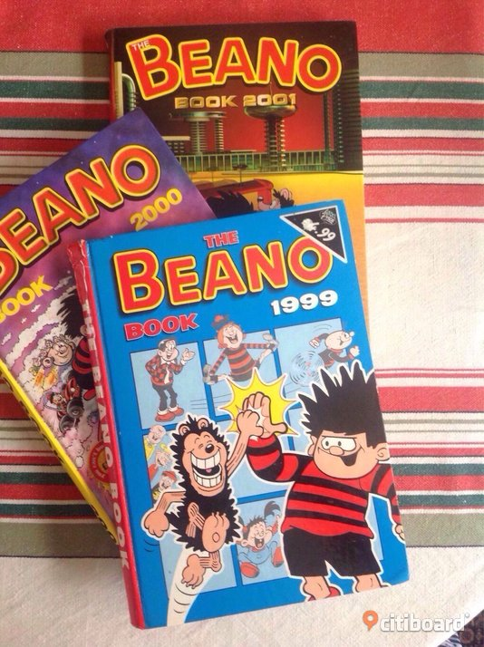 The Beano yearbook 1999-2001 Hässleholm