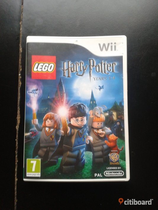 harry potter spel