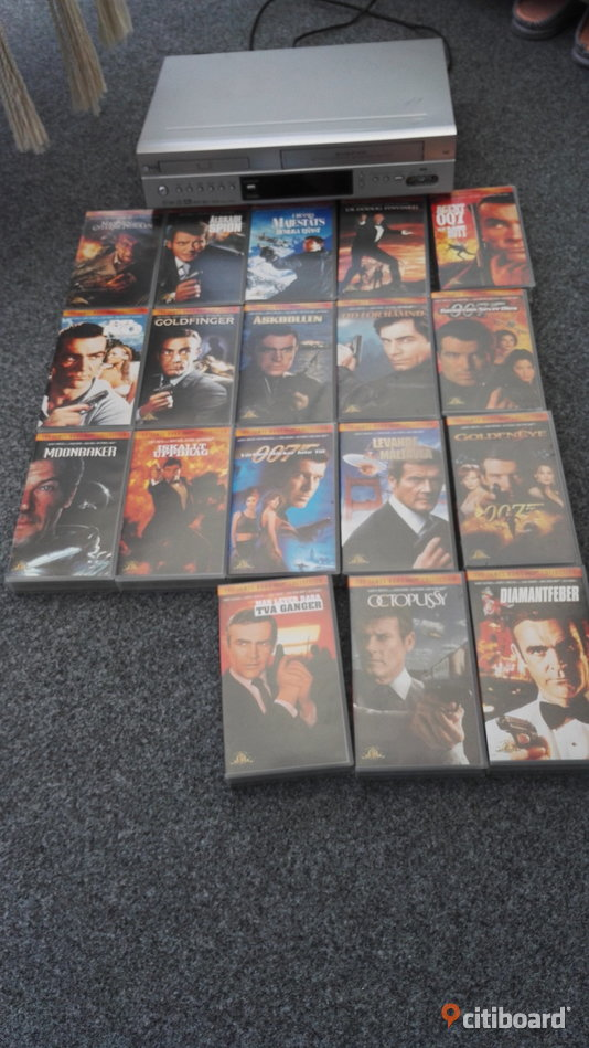 James Bond collection Övrigt Halmstad