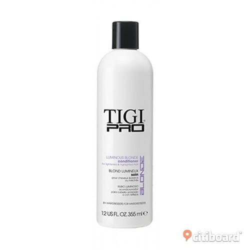 Tigi Pro Luminous Blonde Conditioner Övrigt Landskrona