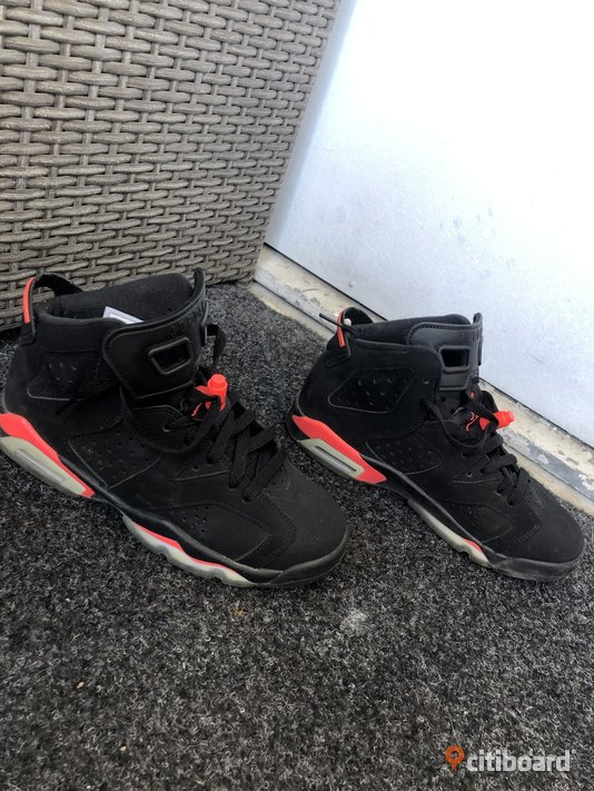 Air Jordan 6 Retro BG 'Infrared' 2014 Solna