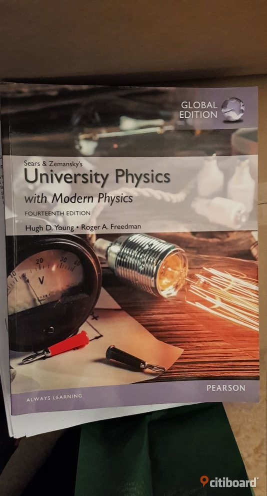 University Physics with Modern Physics Västerås