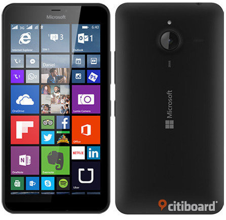 Microsoft Lumia 640 XL LTE Windows 10! Nacka