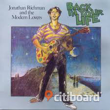 Jonathan Richman & The Modern Lovers - Back in Your Life1979 , Vinyl, LP Umeå