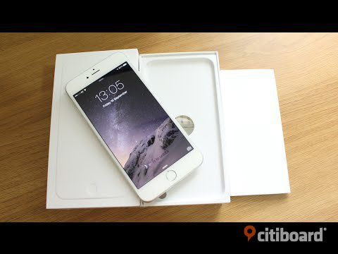 Iphone 6 plus 64Gb White Kalmar
