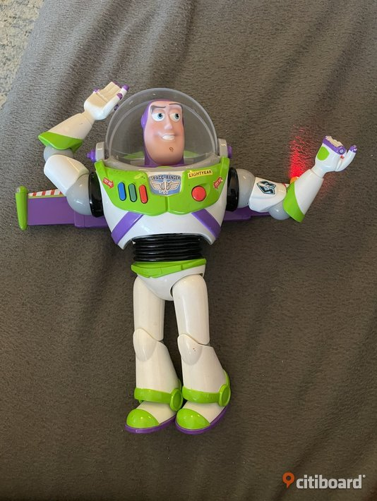 Buzz lightyear, toy story leksak Solna