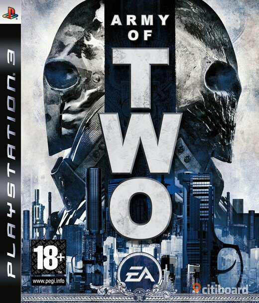 Army of  two Halmstad