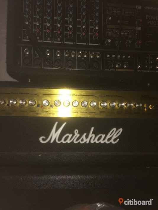 Marshall kit top notch Lilla Edet