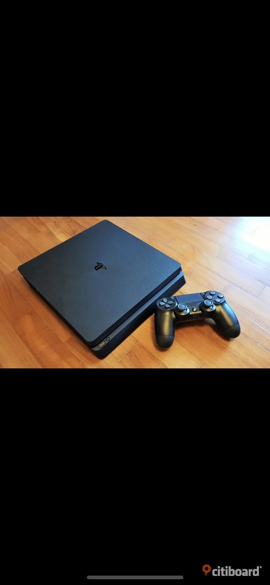 PS4 slim 500 GB  Stockholm Sollentuna