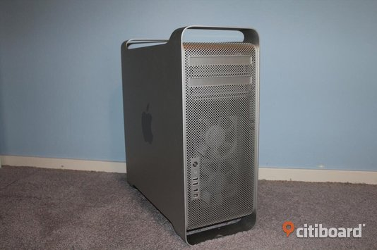 Apple Mac Pro 2,8GHz/ 8 Core/ 10GB minne/Radeon 2GB/ 1st SSD+1st HDD
