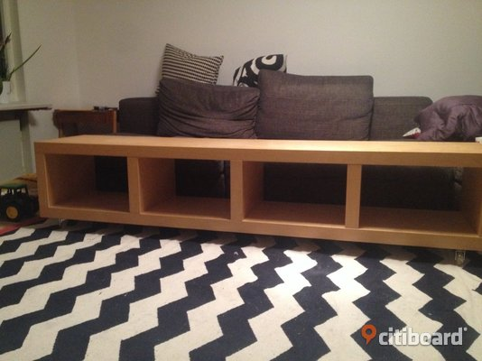 ikea lack bokhylla b nk tv m bel s dert lje citiboard. Black Bedroom Furniture Sets. Home Design Ideas