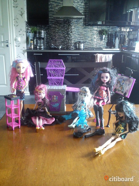 monster high saker