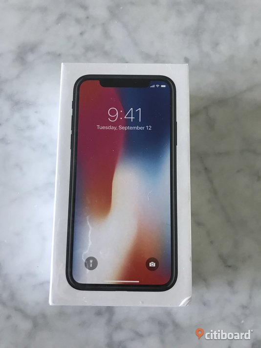 iphone X 64GB Stockholm Solna
