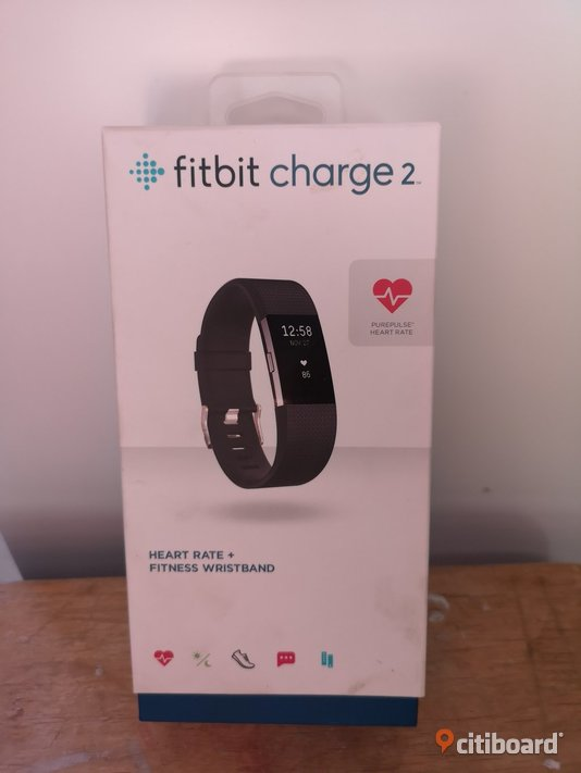 Fitbit charge 2!  Uppsala