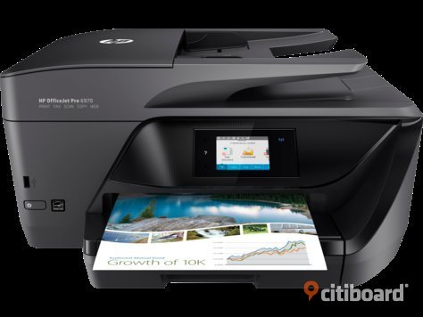 HP Officejet Pro 6970 All-in-One-skrivarserie Huddinge
