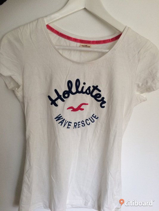 Hollister t-shirt Borås / Mark / Bollebygd