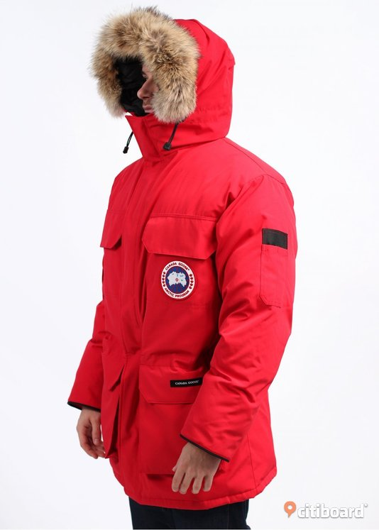 canada goose expedition parka brun