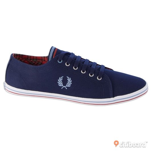 Fred perry Kingston skor strl 45 45-46 Västerbotten Umeå Sälj