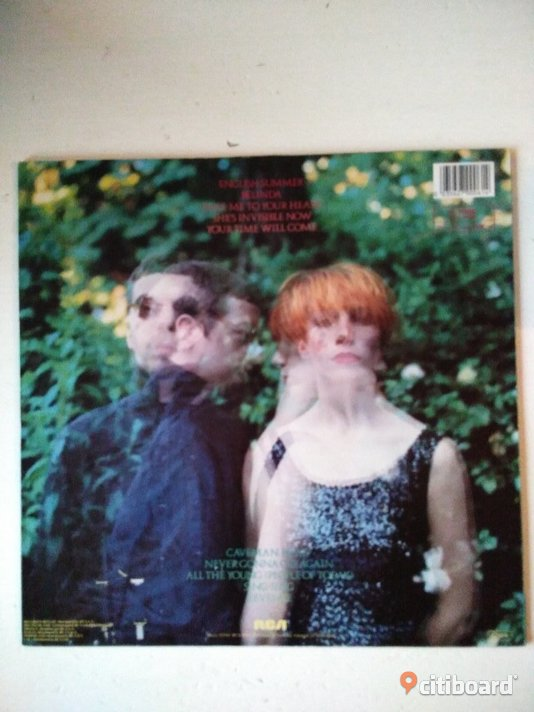 Eurythmics - In The Garden 1981, Vinyl, LP, Annie Lennox Musik, Film & Spel Umeå Sälj
