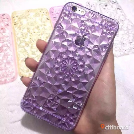 Crystal Sunflower TPU Gel Soft Case Cover For Apple iPhone 7 Trollhättan / Vänersborg / Uddevalla