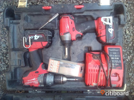 milwaukee m18 Flen