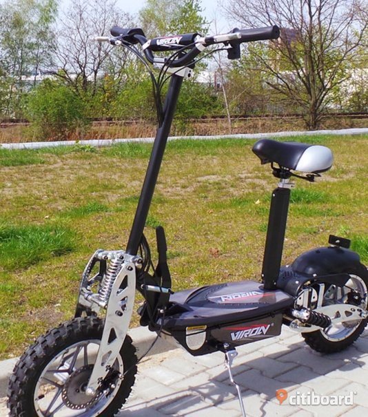 Elscooter 1000w race edition Varberg