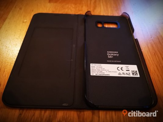 Samsung Galaxy S8+ LED View Cover Norrköping