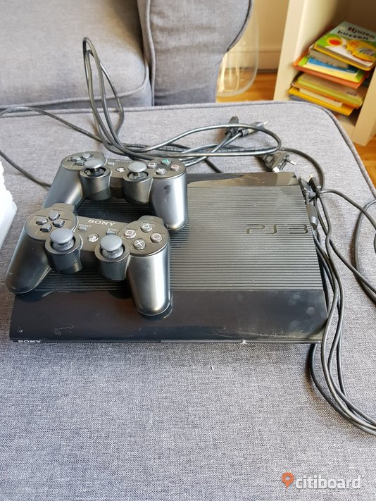 PlayStation 3 Skön 500GB Musik, Film & Spel Borås / Mark / Bollebygd