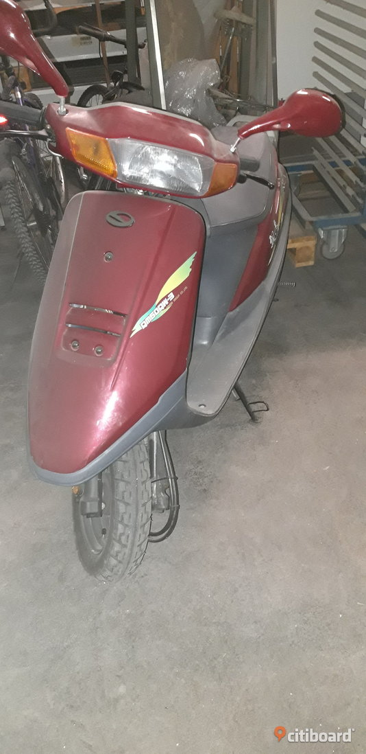 Moped scooter Ljungby